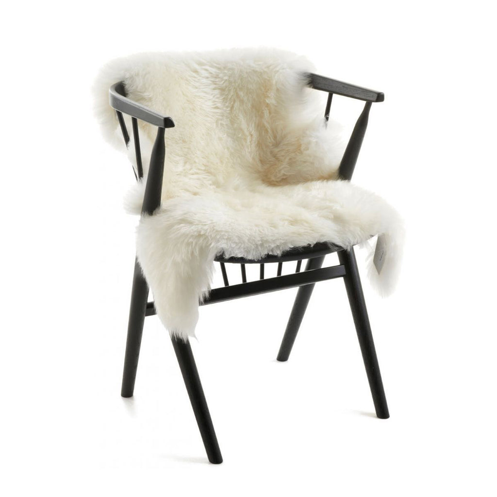 Natures Collection New Zealand Premium Quality Sheepskin Seat Cover in Ivory