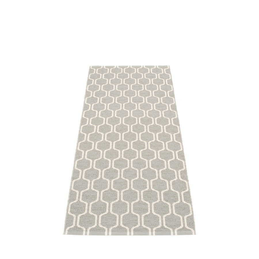 Pappelina Swedish Rug in Ants Warm Grey