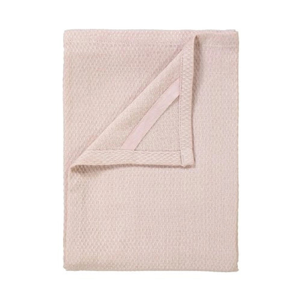 Blomus Quad Tea Towel in Rose Dust