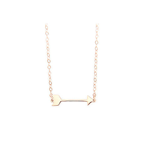 Seoul Little Arrow Necklace