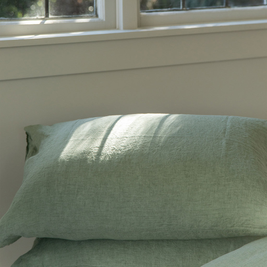 Somn Linen Pillowcase