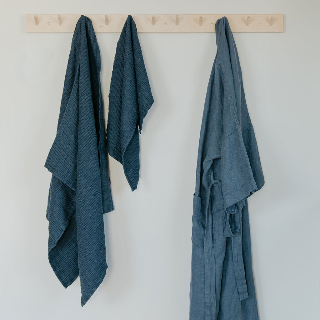 Somn Linen Bathrobe