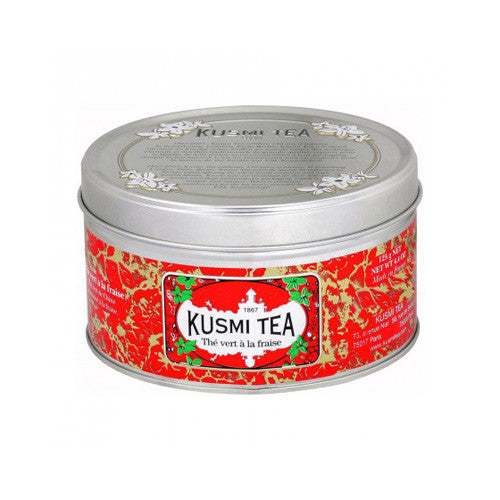 Kusmi Strawberry Green Tea