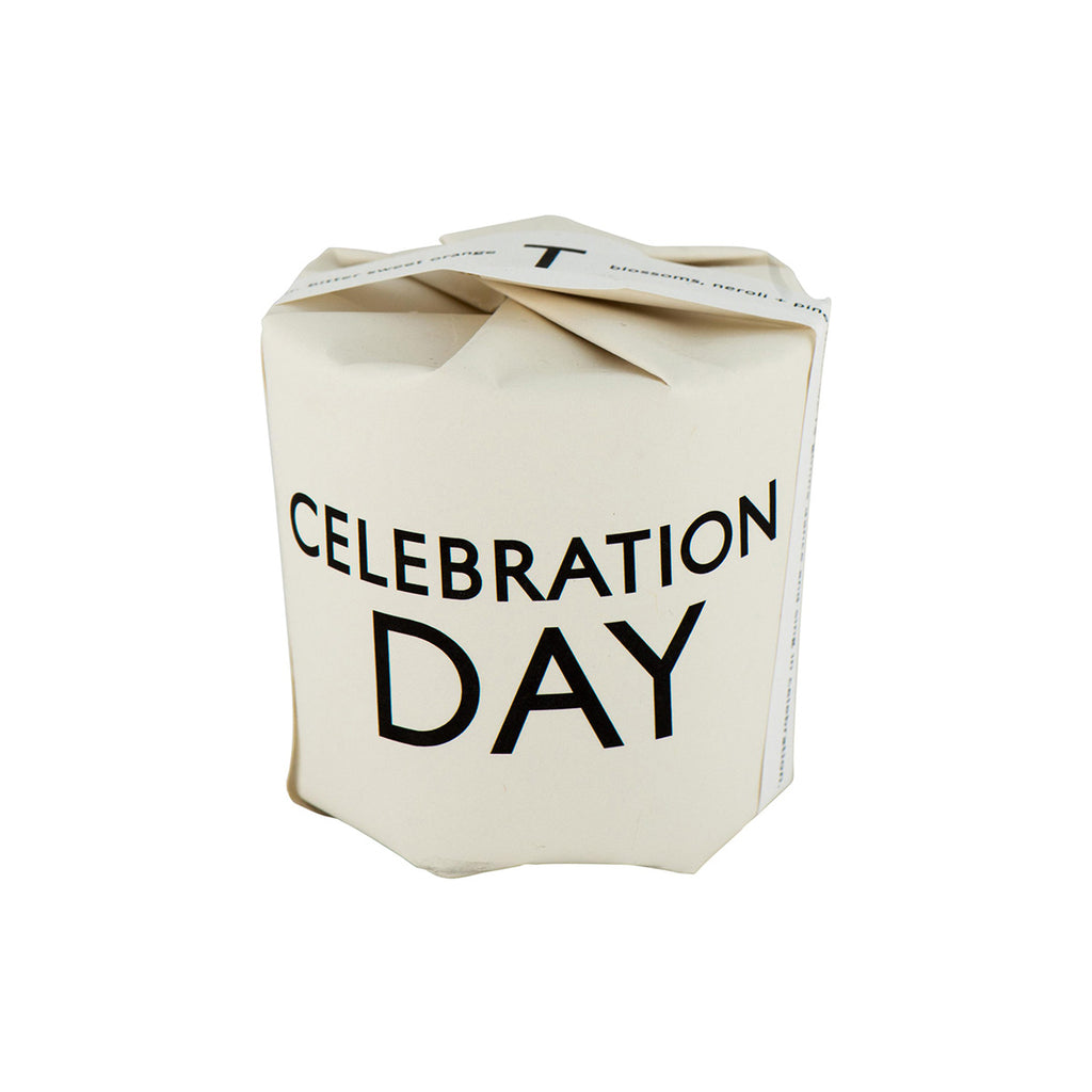 Celebration Day Votive Candle