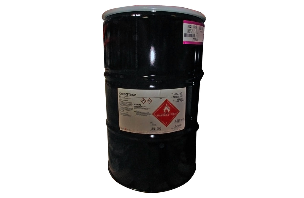 Accosoft 501 Stepan,Opaque Fluid (425 LB Drum)