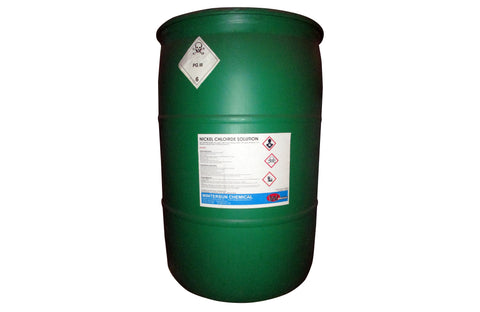 Nickel Chloride Solution [CAS_ 7718-54-9] Clear Green Liquid (615.08 Lb Drum)