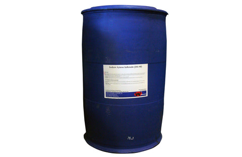 Sodium Xylene Sulfonate 40% Solution (SXS40) [C8H9NaSO3] [CAS_1300-72-7] Colorless Transparent Liquid (463 Lb Drum)