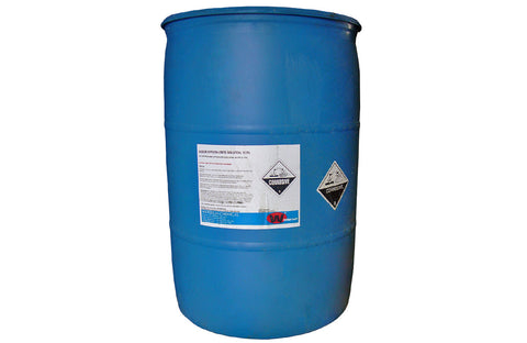 Sodium Hypochlorite Solution (Bleach) [NaOCI] [CAS_7681-52-9] 12.5% Liquid (550 Lb/ 55 Gallon Drum)