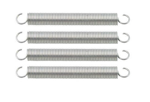 Set of 4 3 Inch Pedal Return Springs