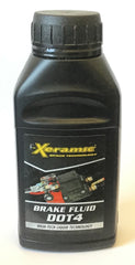 Xeramic 250ml DOT 4 Brake / Clutch Fluid