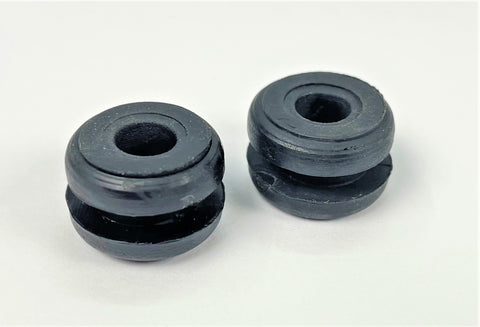 Pair of M6 Rubber Grommets for Nassau Panels