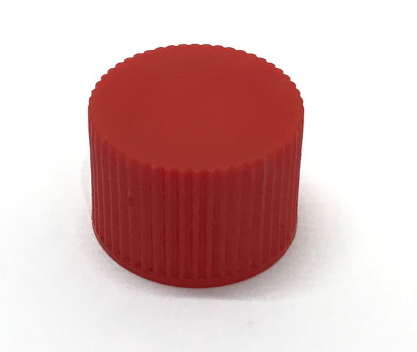 Red Overflow Tank Screw Cap