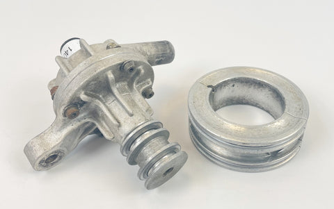 Genuine OTK Tony Kart KZ Water Pump & Pulley