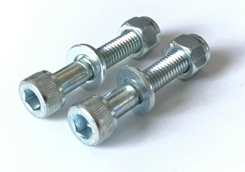 Set of 2 Complete M6 35mm Pod Bar Bolts