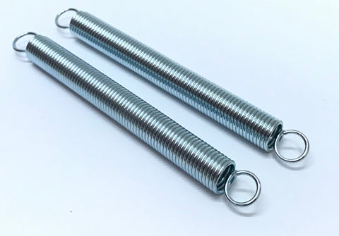 Set of 2 Exhaust Cradle 5 Inch Springs