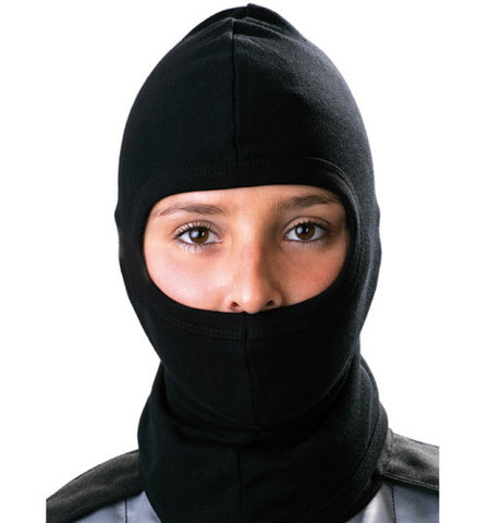 Black One Size Balaclava