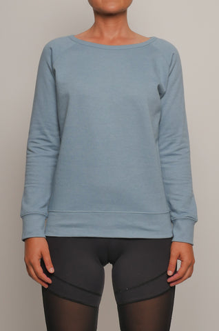 CWF-001 Women's Lightweight Crew Fleece Shirt