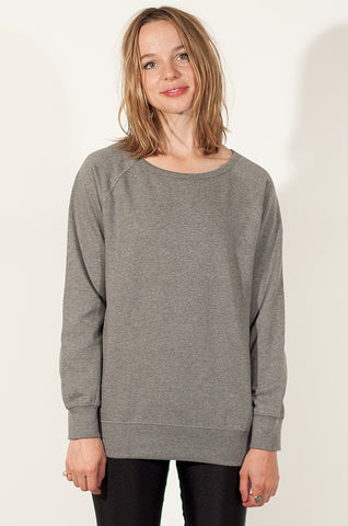 IDUN Women's Lightweight Crew Sweatshirt