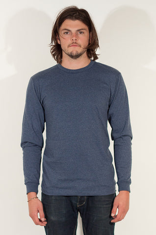IDUN Men's Heather Long-Sleeve