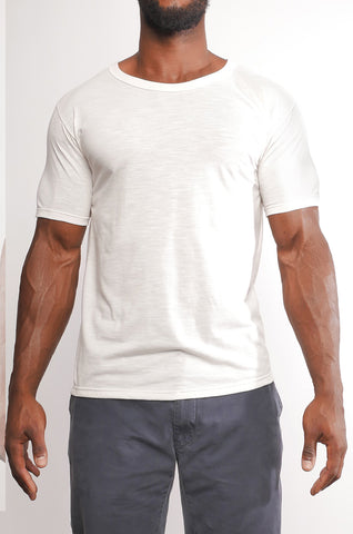 CMT-001 Men's Cotton Slub Tee