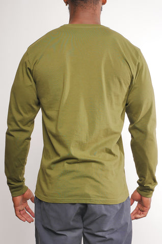 CMT-006 Men's Long Sleeve Tee