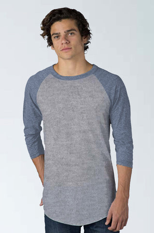 IDUN Men's Frost Baseball T-shirt