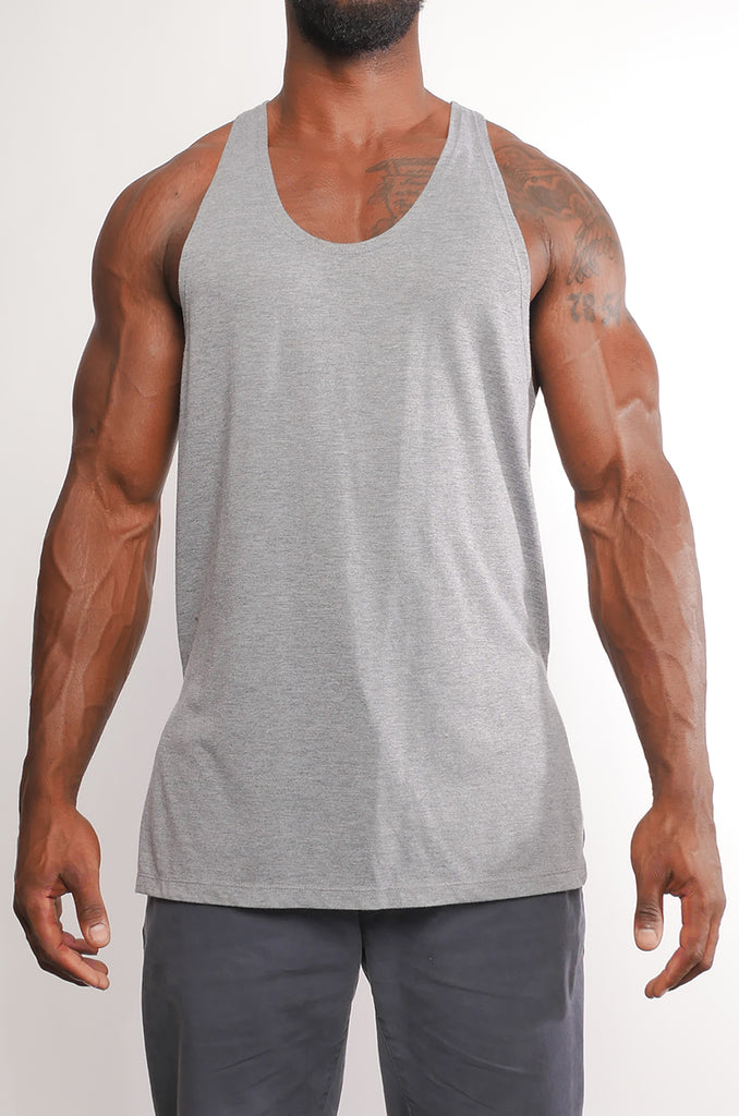 I8T-003 Men's Stringer Tank