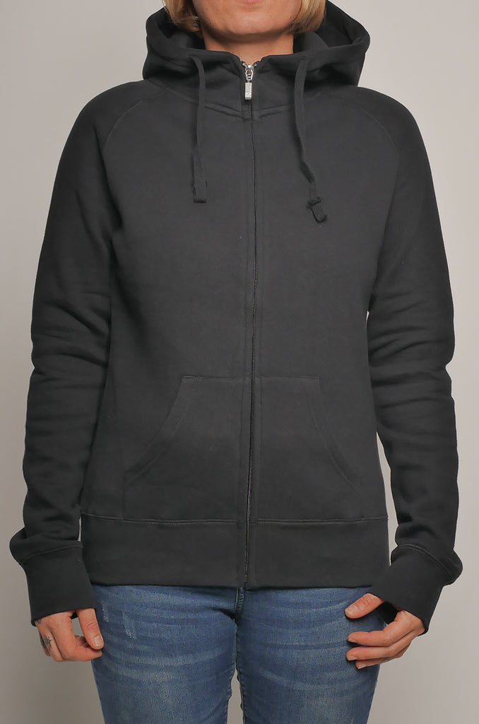 CWHZ-003 Women's Double Weight Full Zip Hoodie