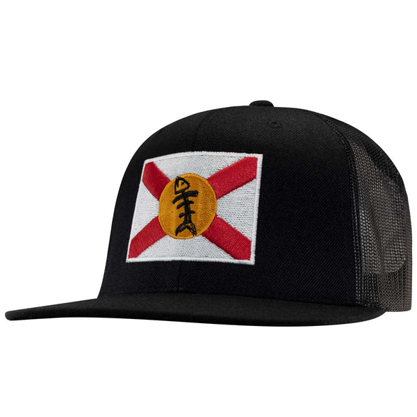 Speared Florida Flag Hat