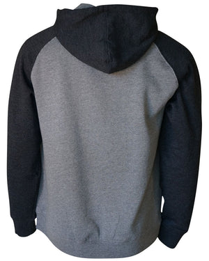 Speared Hoodie Heather/Charcoal
