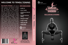 "Tendu Toning® #2 ""Ballerina Strong"" DVD"