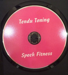 Tendu Toning DVD