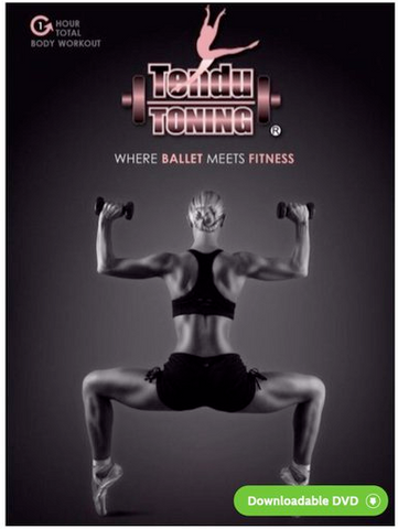 "Tendu Toning® #1 ""where ballet meets fitness"" direct download"