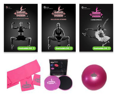 The Ultimate Tendu Toning® Direct Download Combo Kit