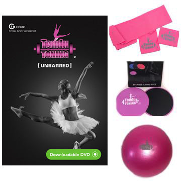 "Tendu Toning® #3 ""Unbarred"" Direct Download Combo Kit"