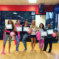 Tendu Toning Certification Program
