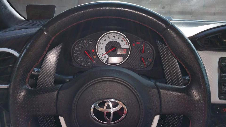 Toyota FRS, Subaru BRZ and WRX paddle shifters now available