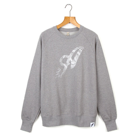 """ReMode"" Grey Sweat"