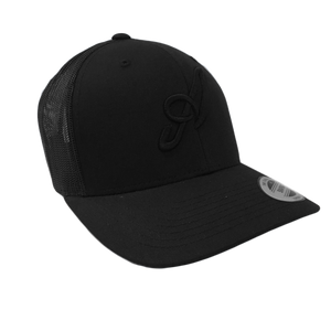 Axtone Trucker Cap with Black 'A'