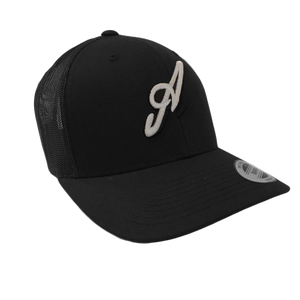 Axtone Trucker Cap with White 'A'