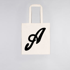 """Axtote"" Raw Cotton Tote"