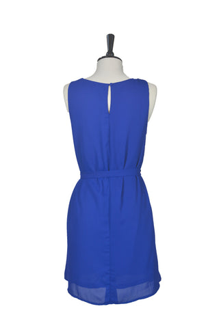 Géraldine Dress - Royal Blue