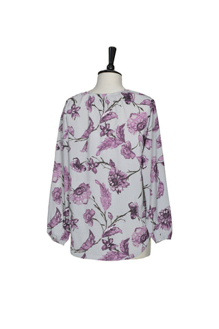 Giacinta Flower Blouse
