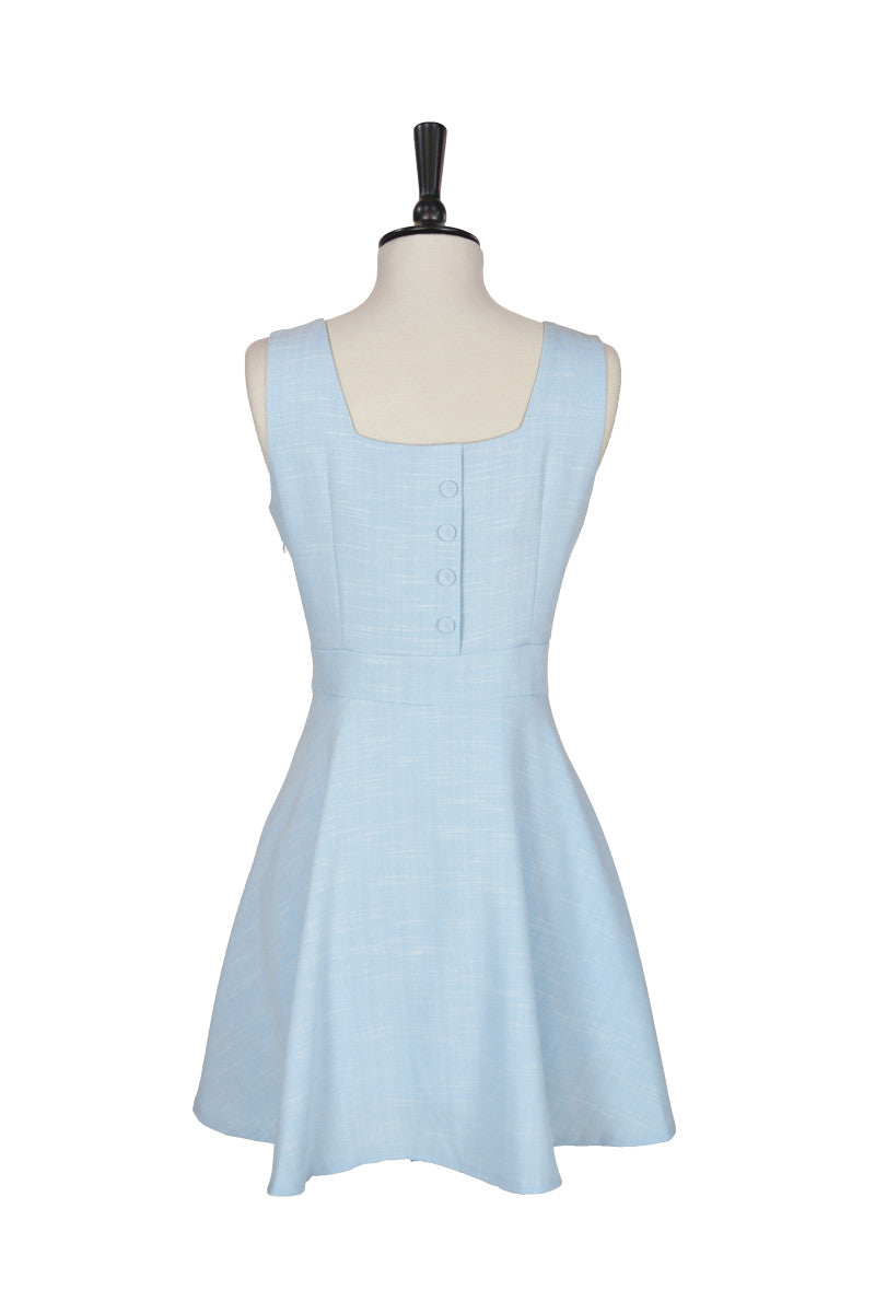 Ludovica Dress - Light Blue