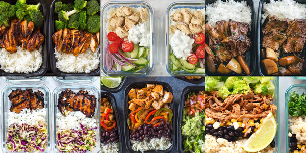 Hot Lunch Meal Prep Ideas