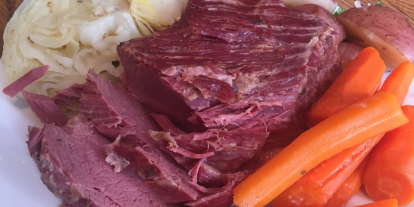 Corned Beef & Cabbage Recipe Using Instant Pot