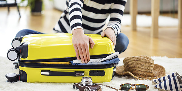 Why You Should Pack Less When You Travel