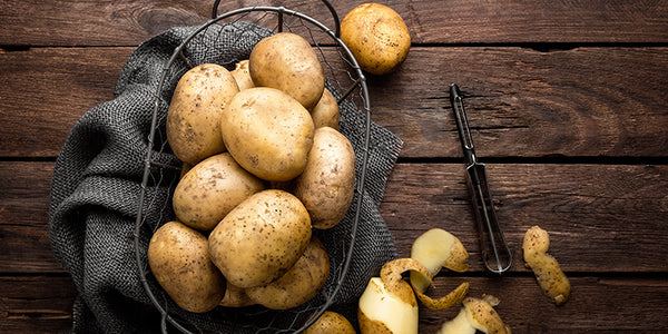 3 Unusual Ways to Preserve Potatoes