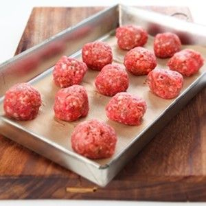 Sous Vide Chicken Parmesan Meatballs - Low Carb, Keto Friendly