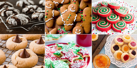 best Christmas cookie recipes holiday